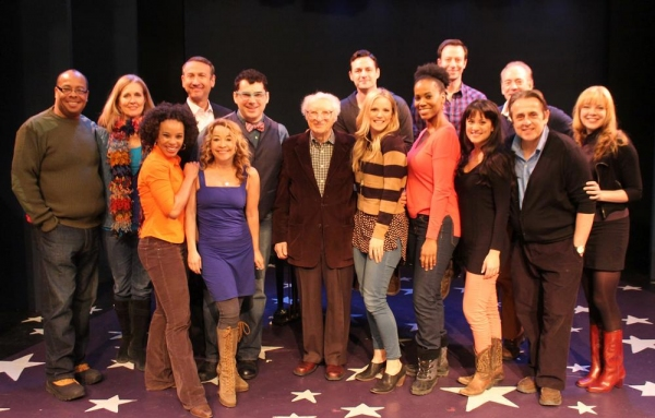 Photo Flash: Meet the Cast of York Theatre's TENDERLOIN