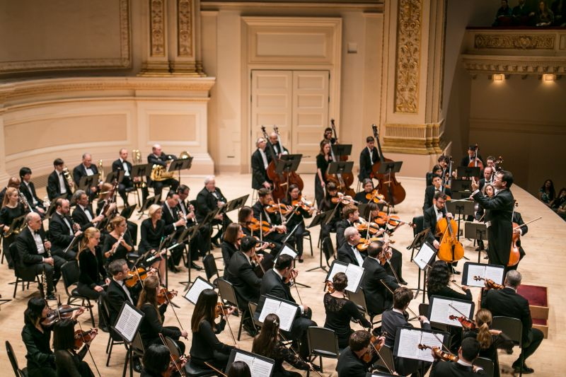 BWW Reviews: Park Avenue Chamber Symphony Performs Beethoven, Barber and Bartok