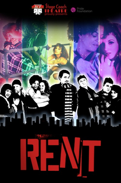 BWW Reviews: I Should Tell You to See RENT at Stage Coach Theatre