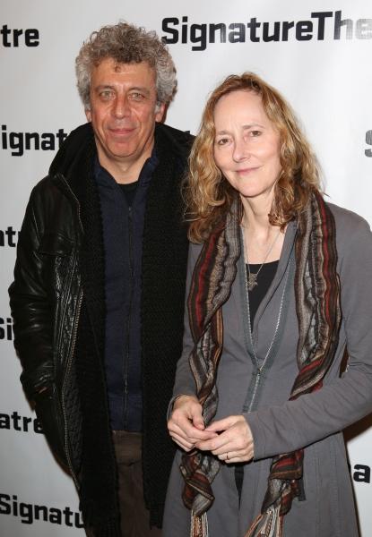 Eric Bogosian and Jo Bonney
