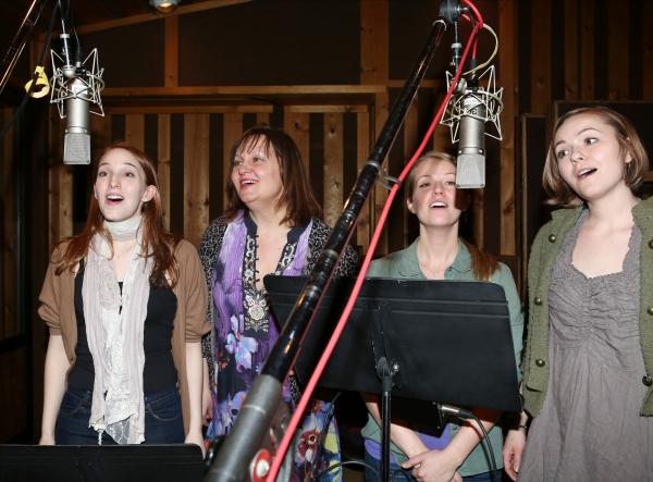 Ephie Aardema, Jennifer Allen, Whitney Bashor and Katie Klaus