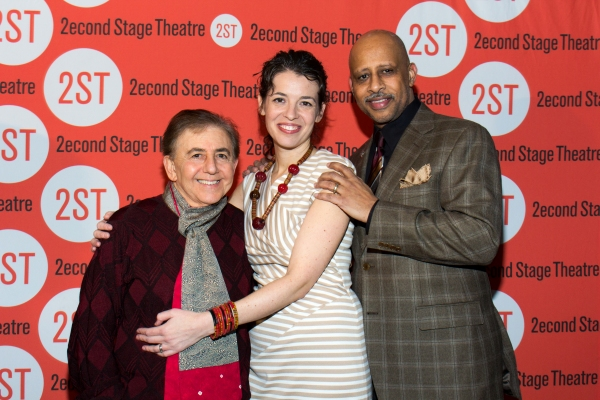 Photo Coverage: Inside Opening Night of Second Stage's THE HAPPIEST SONG PLAYS LAST
