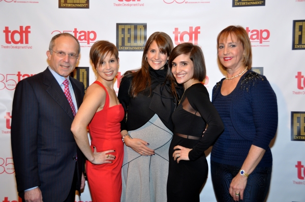 The Feld Family, Kenneth Feld, Nicole Feld, Alana Feld, Juliette Feld and Bonnie Feld