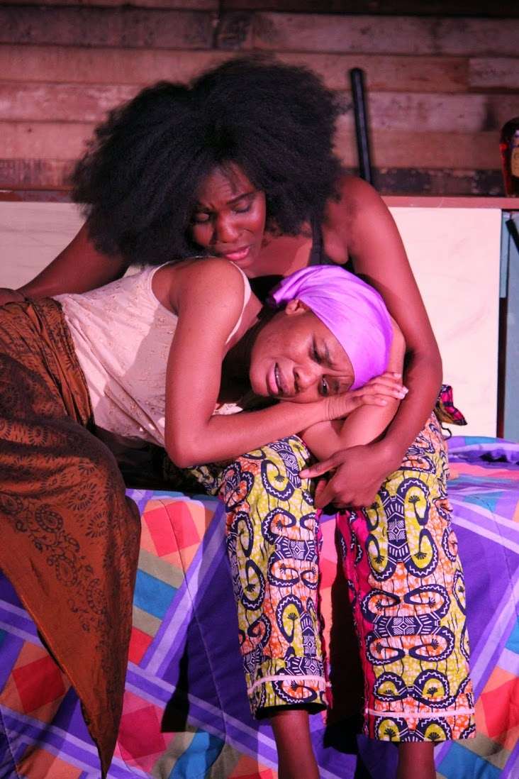 BWW Reviews: Obsidian Art Space's RUINED is Thought Provoking