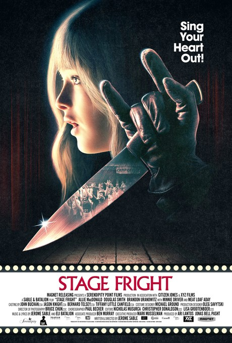 VIDEO: First Trailer, Poster for Musical Horror Comedy Film STAGE FRIGHT