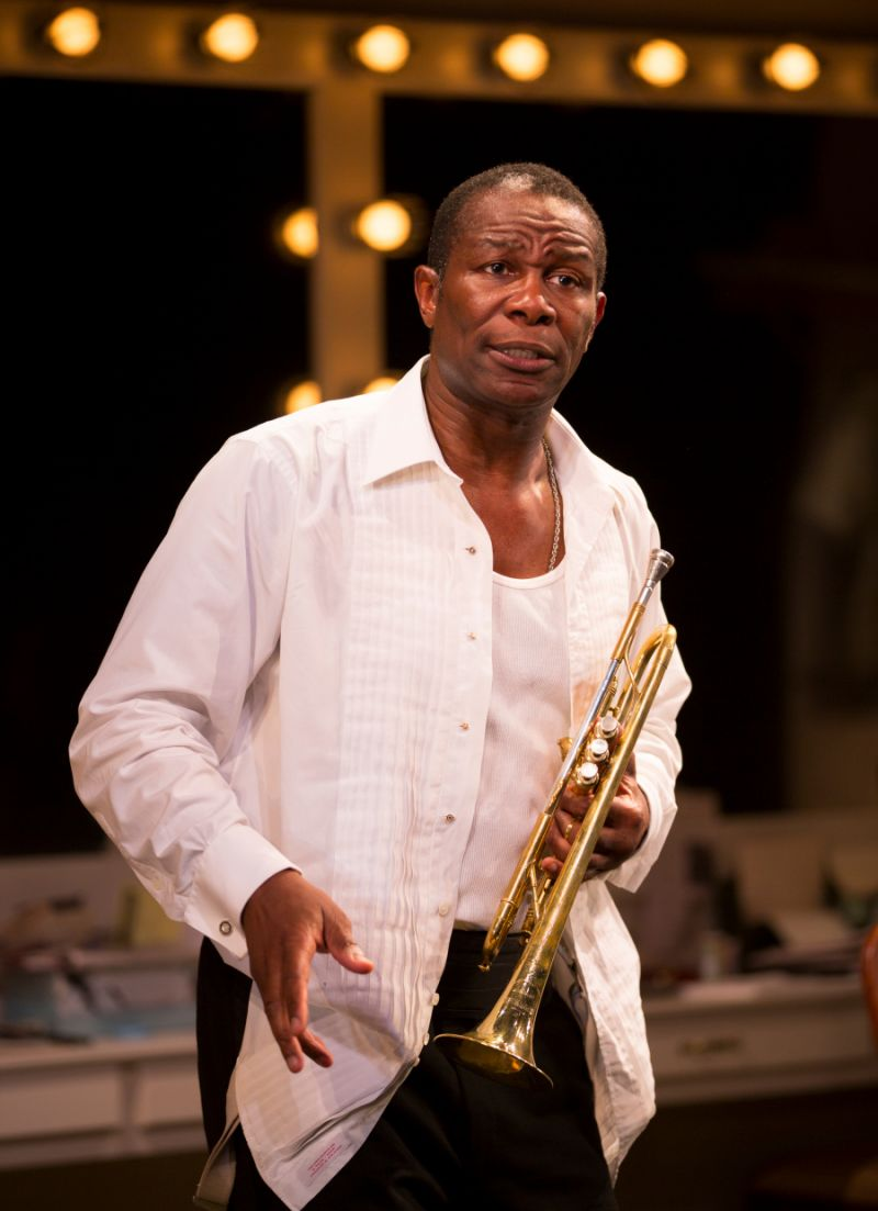 BWW Review: Thompson a Virtuoso in the Fascinating SATCHMO AT THE WALDORF