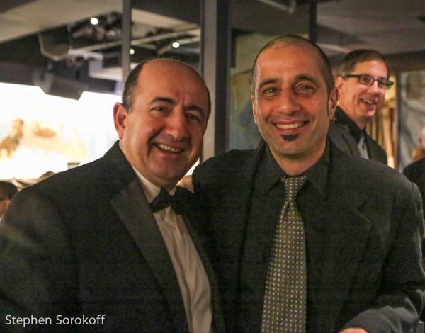 Tony, Ray Marchica, Tom Hubbard