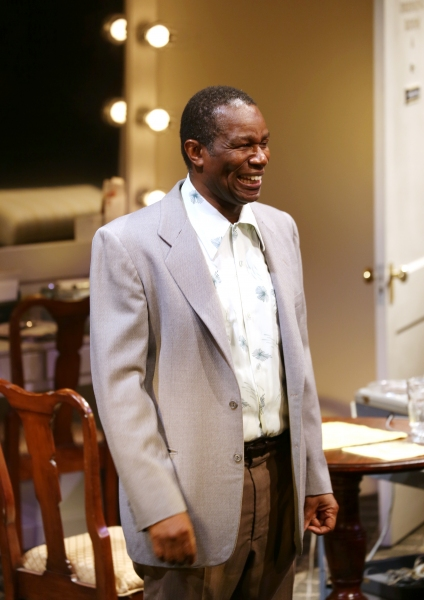 Photo Coverage: John Douglas Thompson- Led SATCHMO AT THE WALDORF Opens at Westside Theatre
