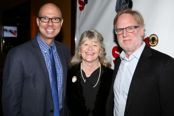Photo Coverage: SATCHMO AT THE WALDORF Celebrates Opening Night