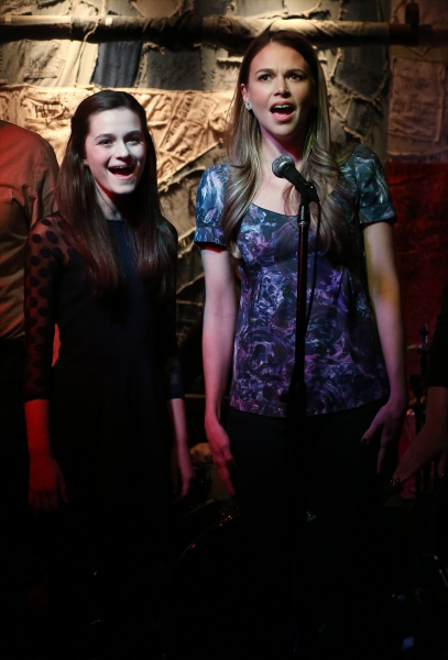 Photo Coverage: They Are On Their Way... to Broadway! Inside VIOLET'S Sneak Peek Concert