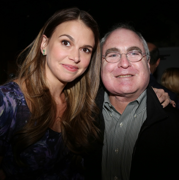 Photo Coverage: Inside VIOLET's Sneak Peek Party with Sutton Foster & More!