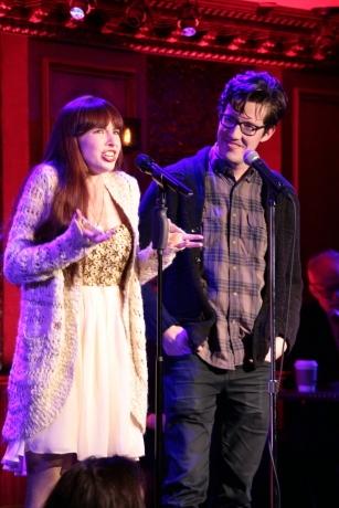 Alana Jacoby and Sam Salmond