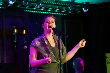 Photo Flash: William Finn's RIDICULOUSLY TALENTED 2 at 54 Below