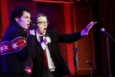 Michael Linden and Will Roland  Photo
