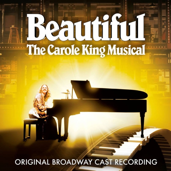 Photo Flash: Artwork Revealed for BEAUTIFUL: THE CAROLE KING MUSICAL Original Cast Recording!