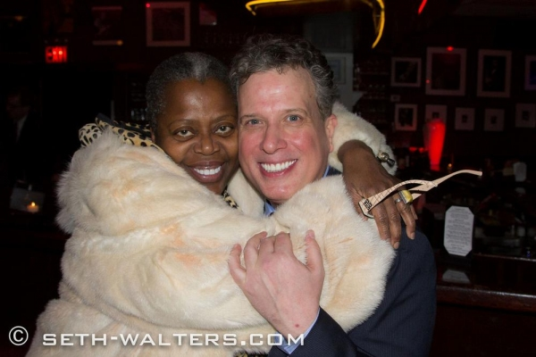 Photo Flash: Billy Stritch Brings I'VE GOT YOUR NUMBER to Birdland