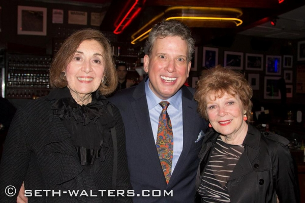 Nancy Ford, Billy Stritch and Anita Gilette