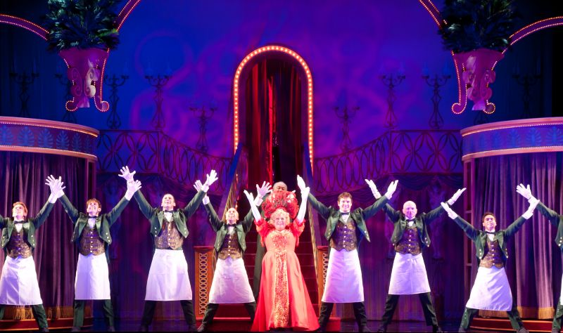 BWW Reviews: Boise Shouts, HELLO DOLLY! To National Tour