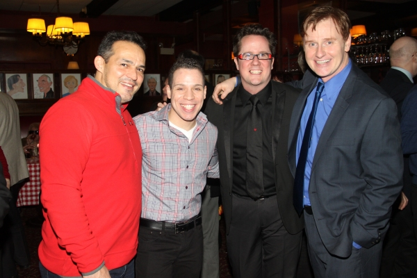 Photo Coverage: Inside Opening Night of CHARACTER MAN with Jim Brochu