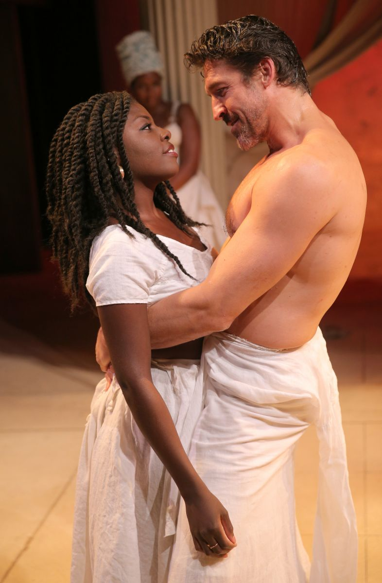 BWW Review:  ANTONY AND CLEOPATRA Go Caribbean