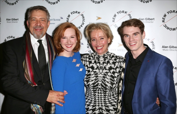 Photo Coverage: SWEENEY TODD Company Celebrates Opening Night at After Party Gala!