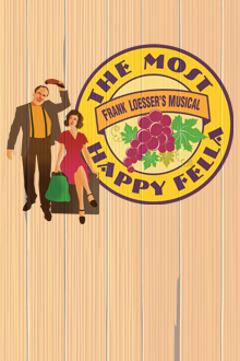 Heidi Blickenstaff, Jay Armstrong Johnson and Jessica Molaskey Join Encores THE MOST HAPPY FELLA