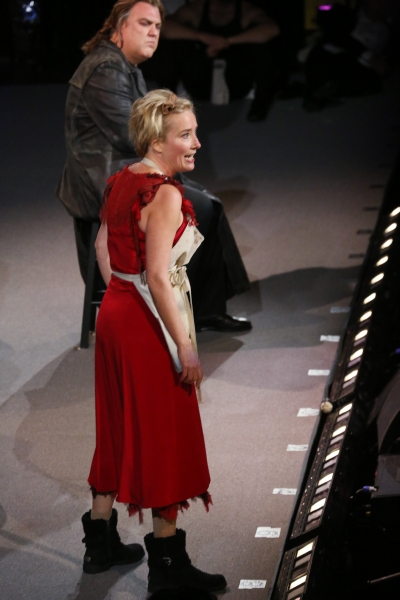 Emma Thompson and Bryn Terfel