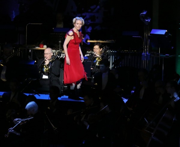 Photo Coverage: Attend the Tale! Inside the NY Philharmonic's SWEENEY TODD with Emma Thompson, Bryn Terfel & More!