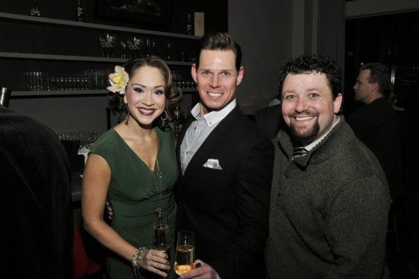 Photo Flash: Exclusive Look at Ace Young, Diana DeGarmo & More in Opening Night of JOSEPH AND THE AMAZING TECHNICOLOR DREAMCOAT Tour Launch