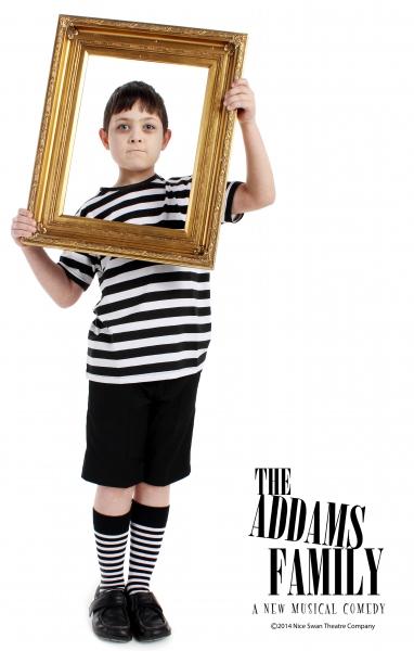 Jack Johnston as Pugsley Addams Photo
