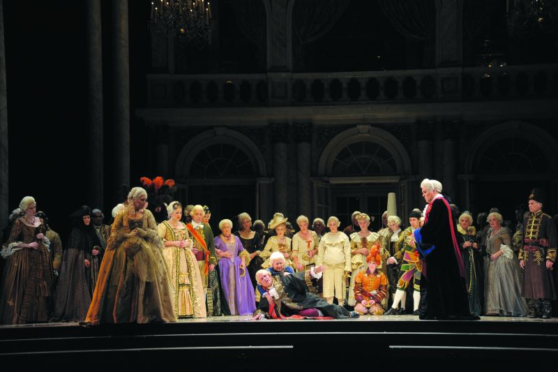 BWW Interview: Losing the Disguises - Opera Director Lesley Koenig on Verdi's A MASKED BALL