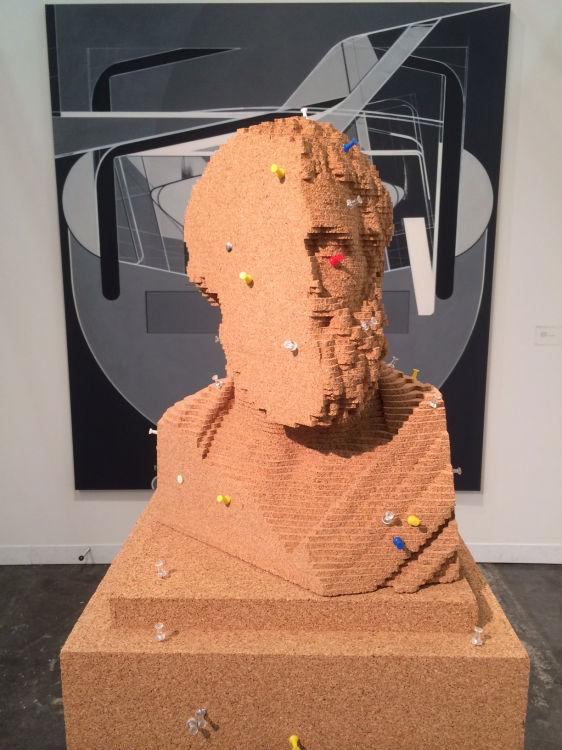 BWW Reviews: A Piered Armory Show Peers Back To The Past
