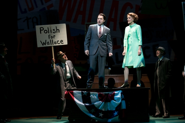 BWW Reviews:  LBJ Goes ALL THE WAY in Schenkkan's Exciting Political Drama