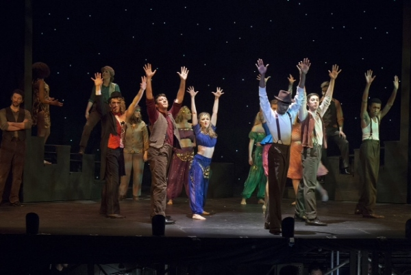 BWW Reviews: University of Central Oklahoma Presents Oklahoma Premiere of SIDE SHOW