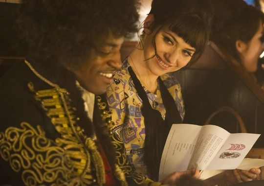Photo Flash: First Look - Andre 3000 is Jimi Hendrix in ALL IS BY MY SIDE