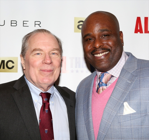 Michael McKean and Eric Lenox Abrams