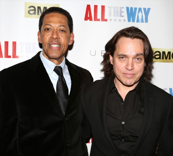 Photo Coverage: Broadway Welcomes LBJ: Inside ALL THE WAY's Opening Night After Party