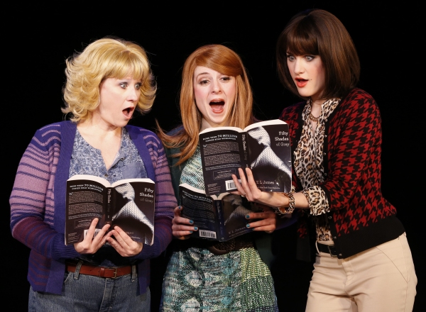 Photo Flash: First Look at 50 SHADES! THE MUSICAL, Off-Broadway's Sexiest New Show