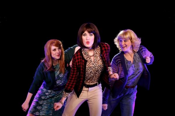 Kaitlyn Frotton, Chloe Williamson and Ashley Ward