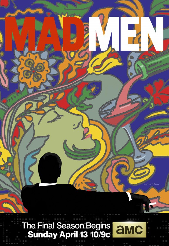 Key Art Unveiled for MAD MEN Season 7