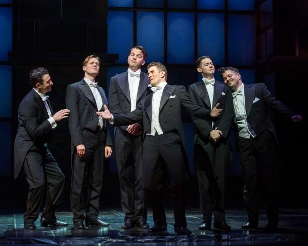 Matt Bailey, Will Taylor, Douglas Williams, Shayne Kennon, Chris Dwan and Will Blum