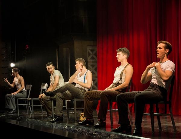 Chris Dwan, Matt Bailey, Will Taylor, Shayne Kennon, Will Blum and Douglas Williams Photo