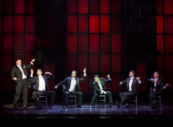 Will Blum, Douglas Williams, Will Taylor, Matt Bailey, Shayne Kennon and Chris Dwan Photo