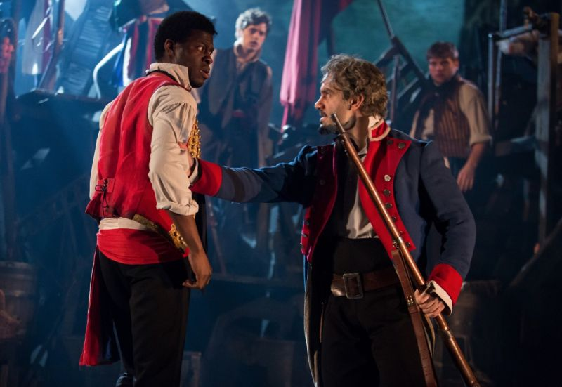 BWW Interviews: Debut of the Month - LES MISERABLES' Kyle Scatliffe