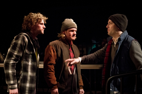 Photo Flash: First Look at The New Colony's REWILDING GENIUS at Steppenwolf