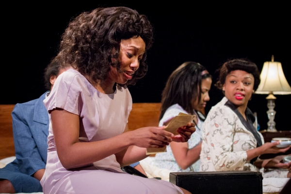 Photo Flash: First Look at Prologue Theatre's SATURDAY NIGHT/SUNDAY MORNING at Steppenwolf