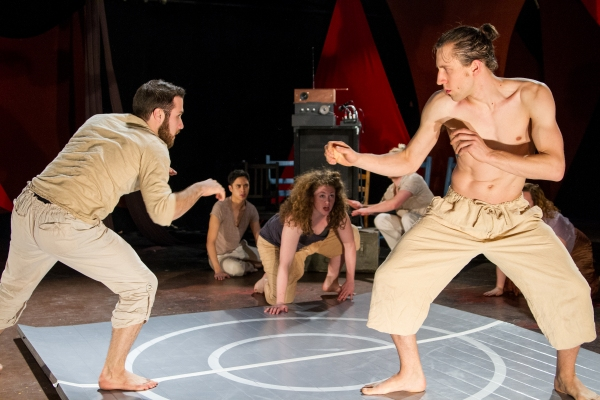 Photo Flash: First Look at Walkabout Theater's THE WILD at Steppenwolf