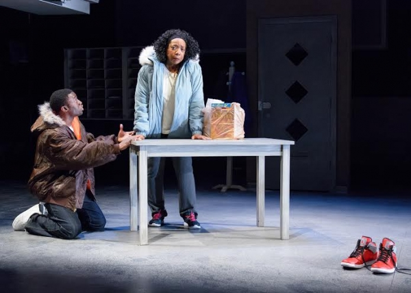 Photo Flash: First Look at Victory Gardens' THE GOSPEL OF LOVINGKINDNESS