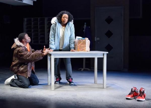 Tosin Morohunfola and Jaqueline Williams