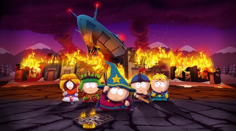 Uncensored Trailer For Trey Parker & Matt Stone's SOUTH PARK: THE STICK OF TRUTH
